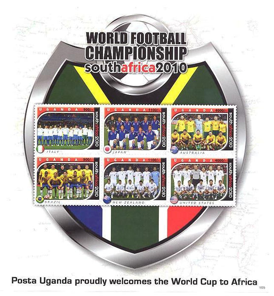 World Cup Football Championship- South Africa 2010