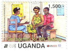 30th Anniversary of the Discovery of HIV/AIDS