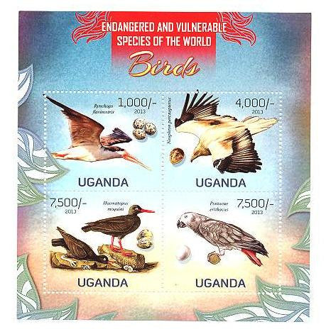 Endangered and Vulnerable Species of the World