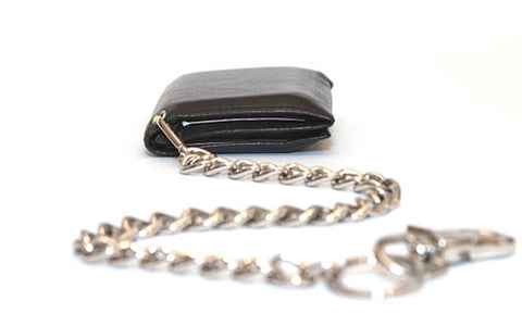 leather best chain wallet for men 2021