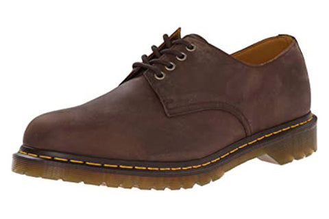 crazy horse leather shoes