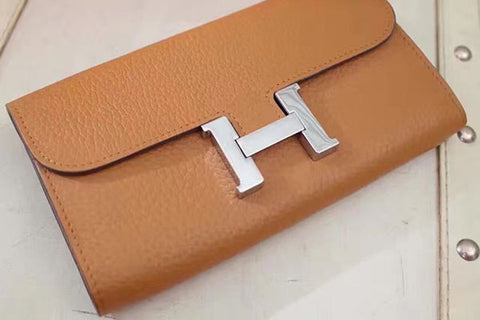 hermes leather wallets