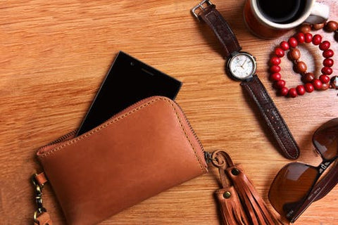 leather fashion cattle leather