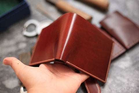 best leather types for wallets