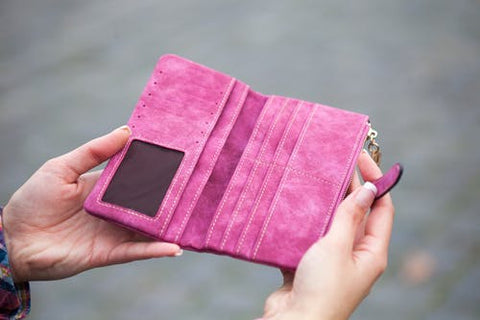 leather types for wallets