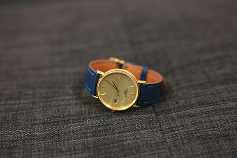navy blue watch strap color rules