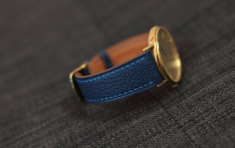 leather watch strap price