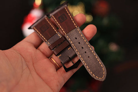 watch strap color browns