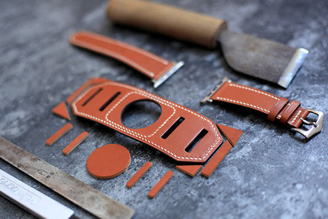 watch strap color matching