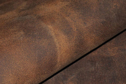 what is crazy horse leather