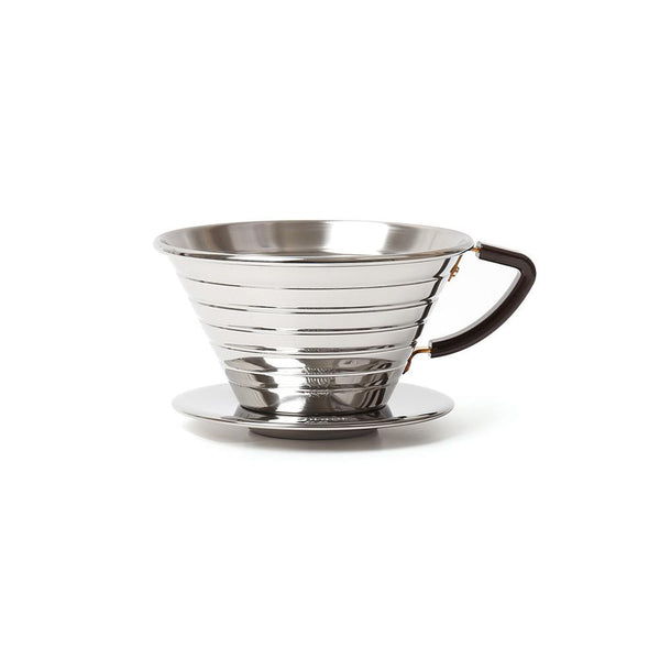 Kalita Wave 185 Métal | Kalita Wave 185 Stainless Steel Dripper