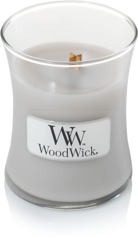 WW Warm Wool Mini Candle