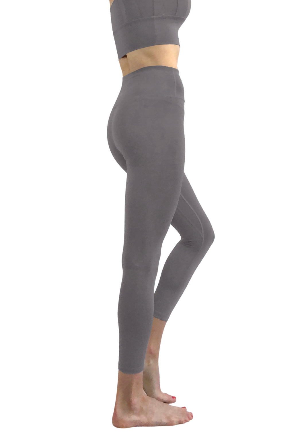 Freedom 7/8 Leggings - Grey