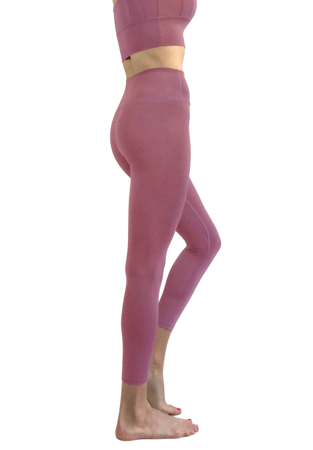Freedom 7/8 Leggings - Pink