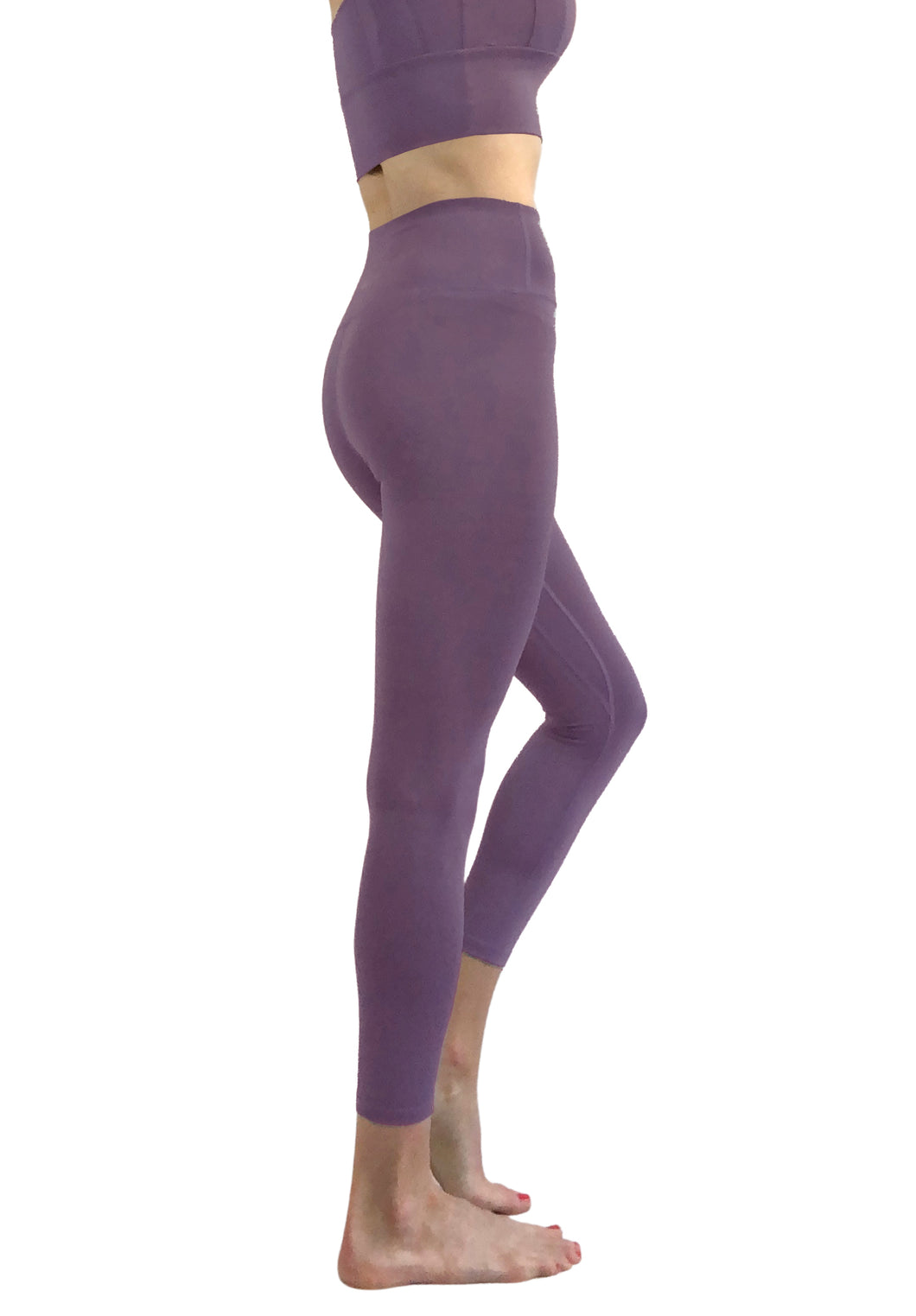 Freedom 7/8 Leggings - Purple