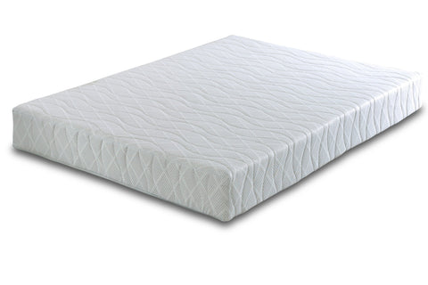 Deluxe Plus Memory Foam Pocket Spring Mattress