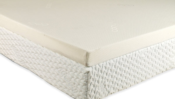 Egg Profile Box 750 Memory Foam Topper Mattress Guru