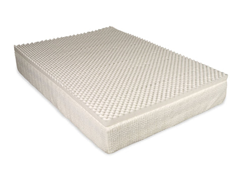 Egg Profile Box 750 Memory Foam Topper