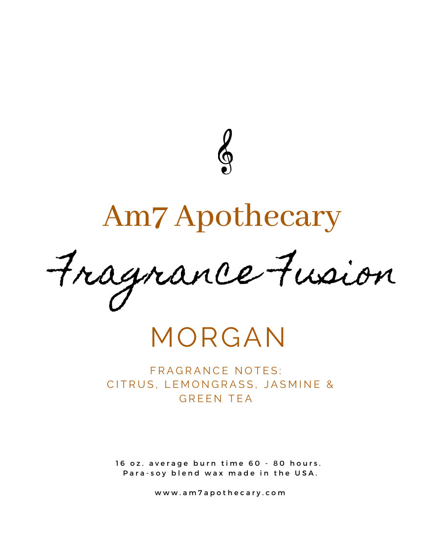 Morgan - Fragrance Fusion Collection (16 oz.)