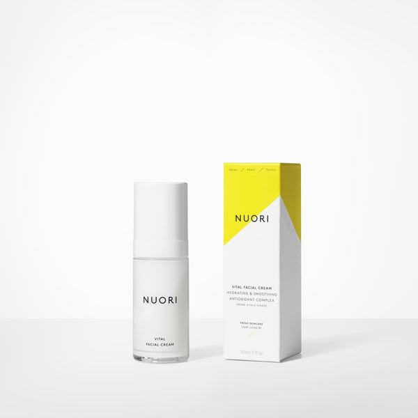 VITAL FACIAL CREAM Skincare Nuori 30ml