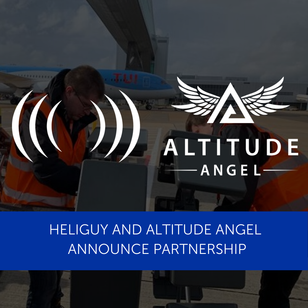 Heliguy And Altitude Angel Announce Partnership
