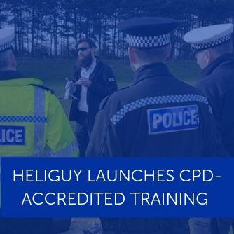 Heliguy launches CPD-accredited drone courses for the emergency services