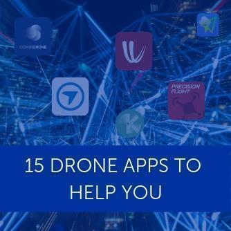 15 drone apps to help you