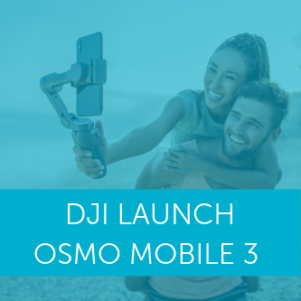 Osmo Mobile 3 Announced - DJI's First Foldable Gimbal