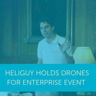 Heliguy holds first Drones for Enterprise event
