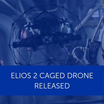 Flyability launches new Elios 2 caged drone