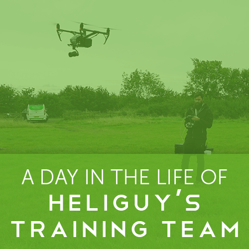 A Week in the Life of Heliguy's Training Team