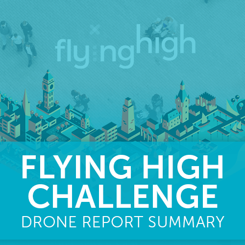 Flying High Challenge - Drone Report Summary