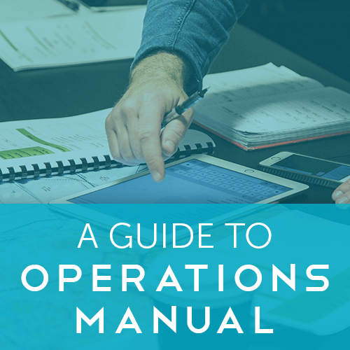 A Guide to Operation Manuals