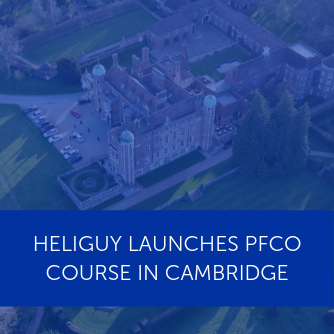Drone Training in Cambridge with CAA Approved NQE Heliguy
