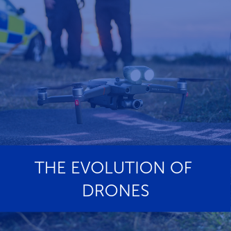 Drone evolution - rise of the machines