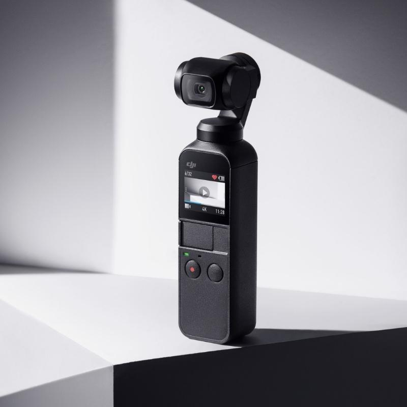 DJI OSMO Pocket: How To Use Story Mode