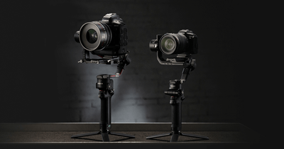 DJI RS 2 and RSC 2 Gimbals - Review