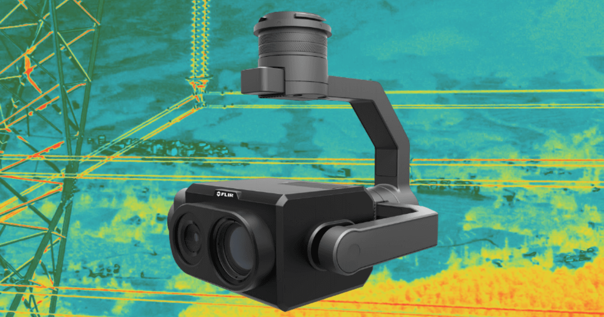 FLIR Distribution Agreement With Heliguy