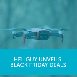 Heliguy unveils Black Friday deals