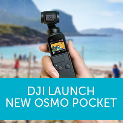 First look at DJI Osmo Pocket