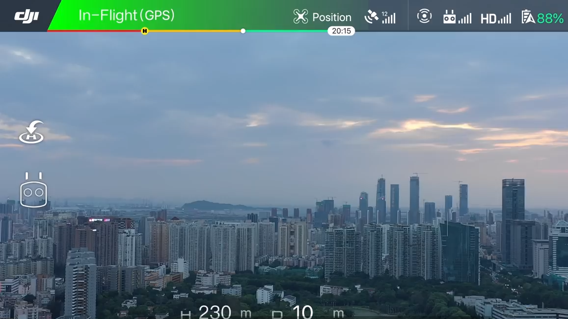 How to Use the Hyperlapse Mode on DJI Mavic 2