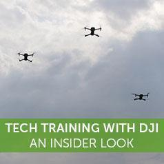 Tech Training With DJI - A Heliguy Insider Look
