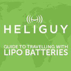 Travelling With Drone LiPo Batteries