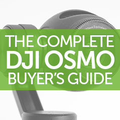 The Definitive DJI Osmo Comparison Guide