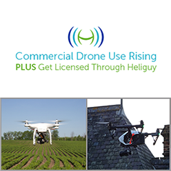 NEWS: Commercial Drone Market Valued at $127bn
