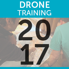 The Drone Training Landscape 2017