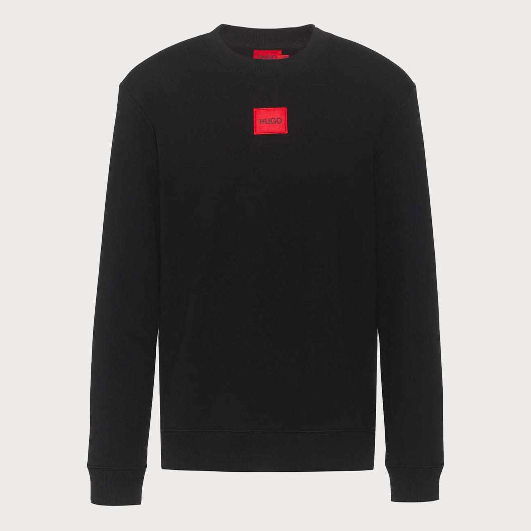 HUGO DIRAGOL Sweatshirt-BLACK