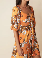 Load image into Gallery viewer, FAITHFULL THE BRAND MARTINE Dress in Orange