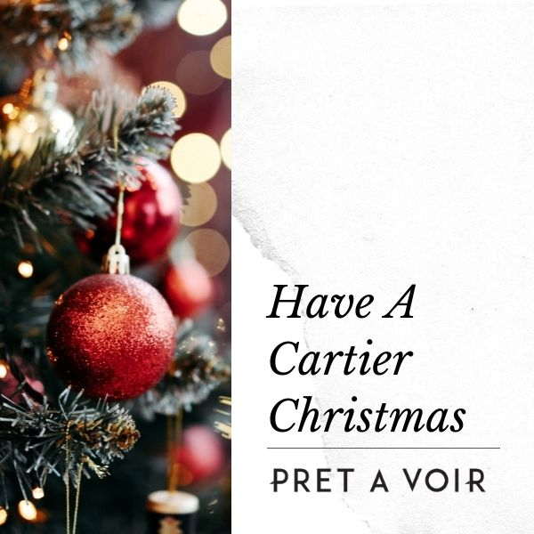 Have A Cartier Christmas