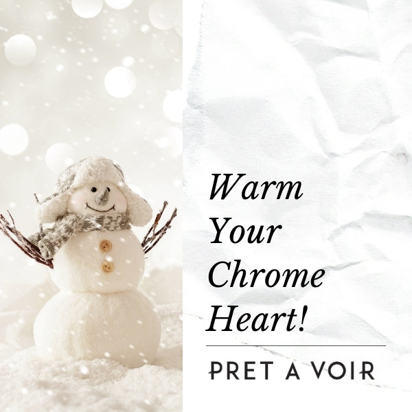 Warm Your Chrome Heart!